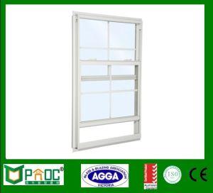 Singola finestra appesa della rottura di alluminio di Non-Thermak con hardware americano