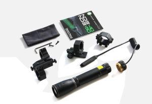 ND3X30 тактических зеленый лазер фонарик