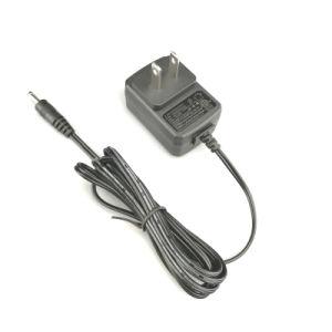 Адаптер питания 12В белого или черного цвета для системы безопасности