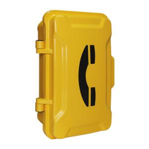 VoIP Tlelephone 의 파괴자 저항하는 비상사태 내부통신기, Handset&Handfree 산업 전화