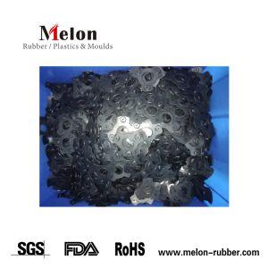De rubber Verbinding van de Klep van de Bal van de Controle van de Poort van de Controle van het Silicone NBR EPDM Dubbele Gelijke
