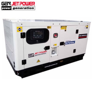 ポータブル10kVA 15kVAのディーゼル発電機のミャンマーの小さい市場