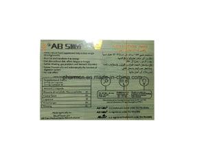Ab Slim extrait de fines herbes efficaces slimming capsule de perte de poids