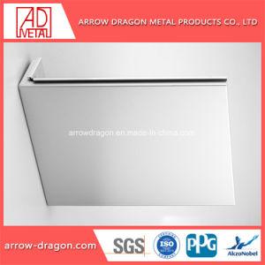 Revestimento a pó de fácil montagem alumínio alveolado painel para a placa de vídeo