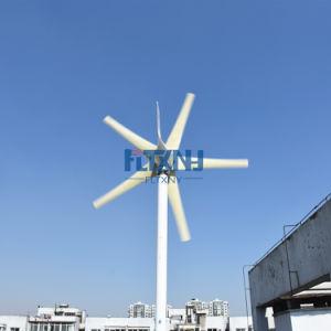 A consciência é recomendado! 400W 12V com 5 lâminas da turbina eólica