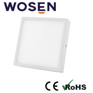 15W SMD LED 4014 Painel Edge LED ultra-estreito (quadrado)