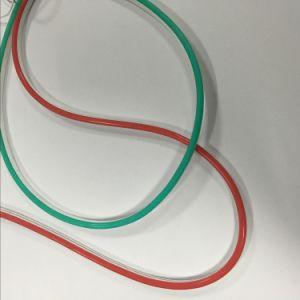 ベストセラーのカスタマイズされたカラー可変性LEDネオン屈曲ロープライト