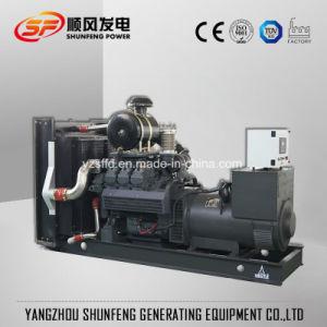 Silencieux insonorisées 230kVA Groupe électrogène diesel électrique Deutz