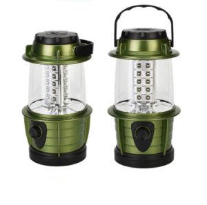 30lanterne de camping en plein air à LED avec batterie remplaçable