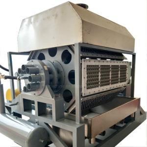 A bandeja de papelão ovo linha de máquinas da Apple
