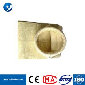 Apparatuur 2.0mm van de Inzameling van het Stof van de Zak van de filter Dikte voor de Installatie van het Cement en Staalfabriek