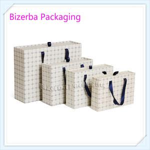 Рекламные косметической упаковки бумаги Подарочная упаковка и подушки безопасности