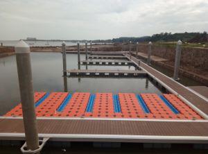 Prezzi di alluminio del bacino del pontone di galleggiamento del blocco per grafici di alta qualità
