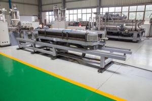 Una sola pared de plástico Tubo Corrugado Extrusión/conductos eléctricos Línea de producción/Plasticl tubo tubo corrugado que hace la máquina