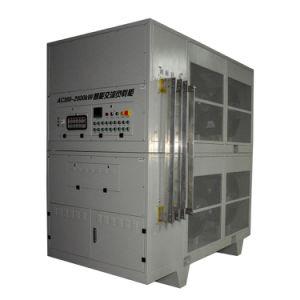 AC415-2000kw Resisitive y reactivo de banco de carga generador