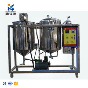 Dell'olio popolare caldo di 2017 mini pianta di raffineria vendite, macchina di raffinamento dell'olio di girasole con Ce