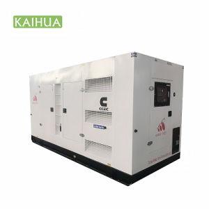 Мощность нового поколения 400квт/500ква дизельных генераторах с двигателем Cummins OEM