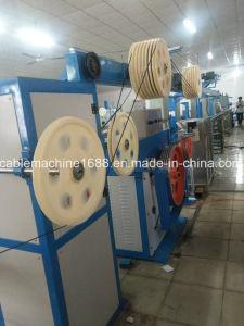 FTTH la Terminal de cable de fibra óptica que hace la máquina extrusora