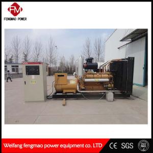 700kw 디젤 엔진 발전기 세트를 가진 상해 주식 12 디젤 엔진