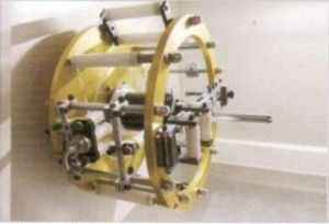 Двойной Elextrical активного управления вакуумного усилителя тормозов наматывается профиль машины