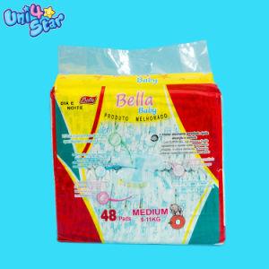 赤ん坊のための中国の高品質のおむつの使い捨て可能な甘やかす赤ん坊のおむつの製造業者