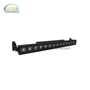 段階の照明のためのDMX512制御14PCS*30W RGB LED壁の洗濯機