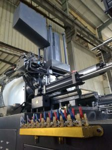 BMC (DMC)の大きさ(こね粉)の鋳造物は射出成形機械を混合する