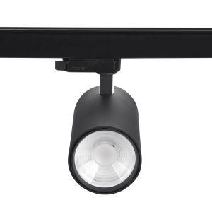 穂軸LEDトラックライト30WのLEDトラック点ライト、穂軸LEDトラックライト