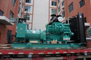 standard diesel elettrico di iso 3046 del generatore di potere di Cummins del generatore di 500kw 625kVA