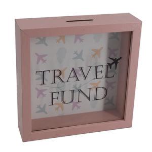 상자 동전 돈 savings 여행 기금 섀도 박스를 바꾸십시오