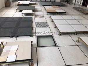 Equipo de sistemas de piso falso piso
