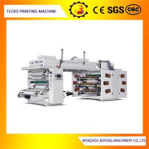 4 цветной печати Flexo Flexographic Ке/машины с Ceramix Anilox ролик