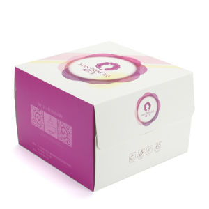 Многофункциональная шоколадный торт Bento картон цветной картонная коробка бумаги