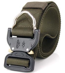 Mens прочного сплава на открытом воздухе преднатяжитель плечевой лямки ремня безопасности Cobra нейлоновой ткани
