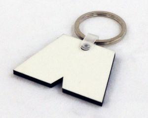 Os esboços de sublimação MDF Shorts-Shape Keyring para venda