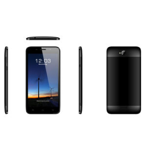 A MTK6582 quad core de 6 polegadas Android Market 4.4 China celular X604