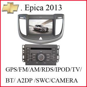 Chevrolet Epica 2013년 (K-946)에서 차 DVD 플레이어