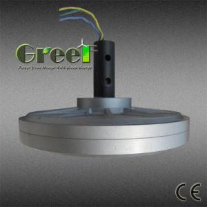 5kw Coreless generador de imanes permanentes en el aerogenerador de eje vertical