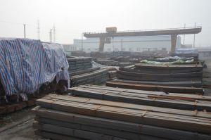 Sup9a de Warmgewalste Staven van de Vlakte van het Staal voor de Lente van het Blad van de Vrachtwagen