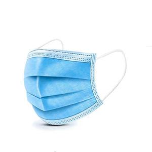 3одноразовые ply не из взрослых Earloop защитную маску для лица