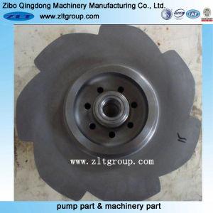 /De Acero de aleación de acero inoxidable impulsor de la bomba de agua por la inversión Casting