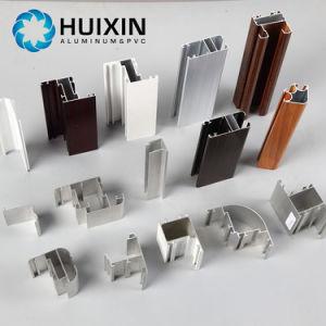 Commerce de gros travaux de construction Les matériaux de construction de portes et fenêtres Sections en aluminium