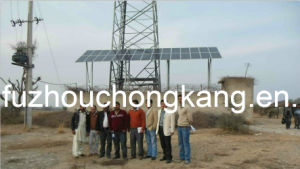 Sistema de energía solar de 10kw (FC-NA10000-A)