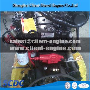 De Dieselmotoren van de bouw en van Engineering Industry Cummins 4BTA3.9-c