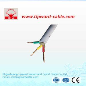 IEC 60502 sem halogéneo H05V-R 4mm2 Fio Elétrico do Prédio de PVC