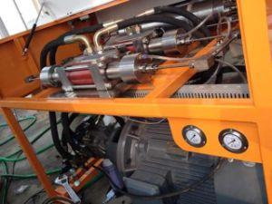 mit Hochdruckverstärker-Pumpe des Dynamo-75kw für Ausschnitt-Stärke von 150mm