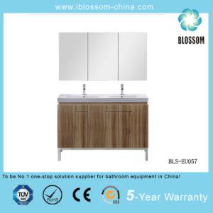Qualität MDF-Badezimmer-Schrank, Badezimmer-Möbel (BLS-EU057)