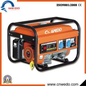 2kVA/2kw/2.8KW 2.5KW/4-AVC Générateurs à essence portable/essence avec la CE (168F)