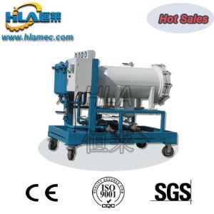 El aceite combustible diesel de la máquina centrífuga