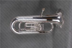 Tuba / Tuba Silver / Junior Tuba 3 Keys (TU-39S)